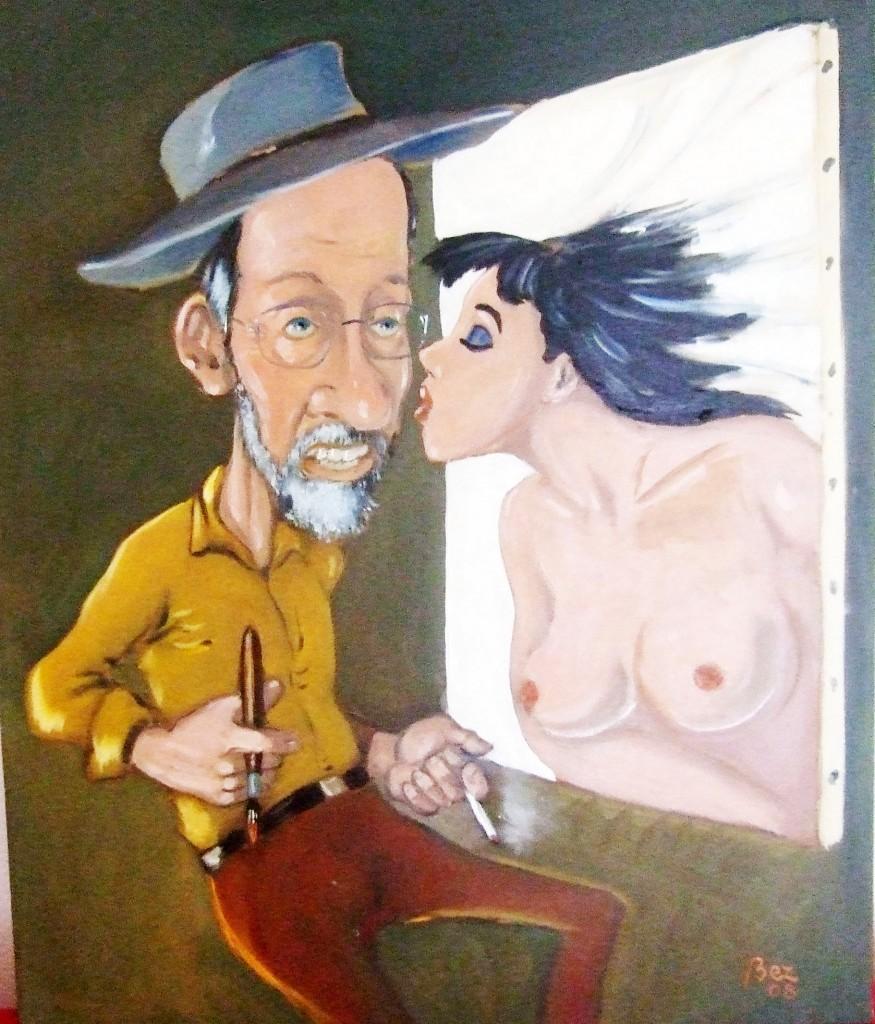 Peter Pellegrini, pittore