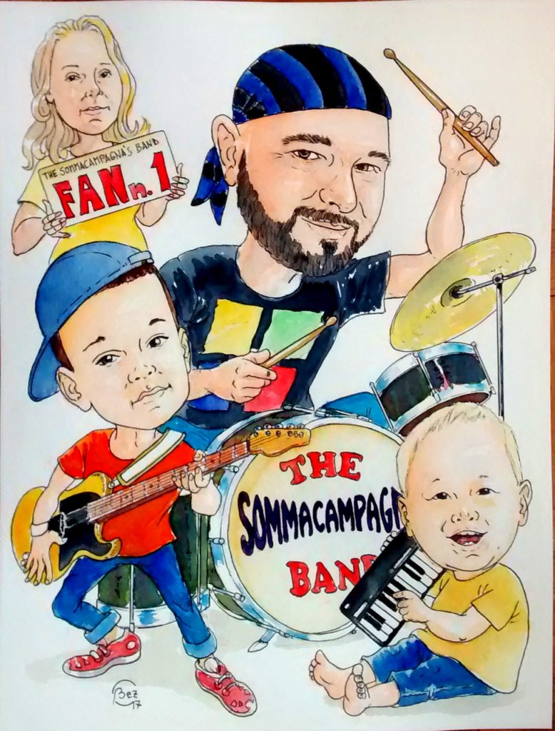 Sommacampagna,s band